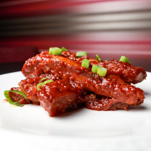 Indo-Chinese Ribs